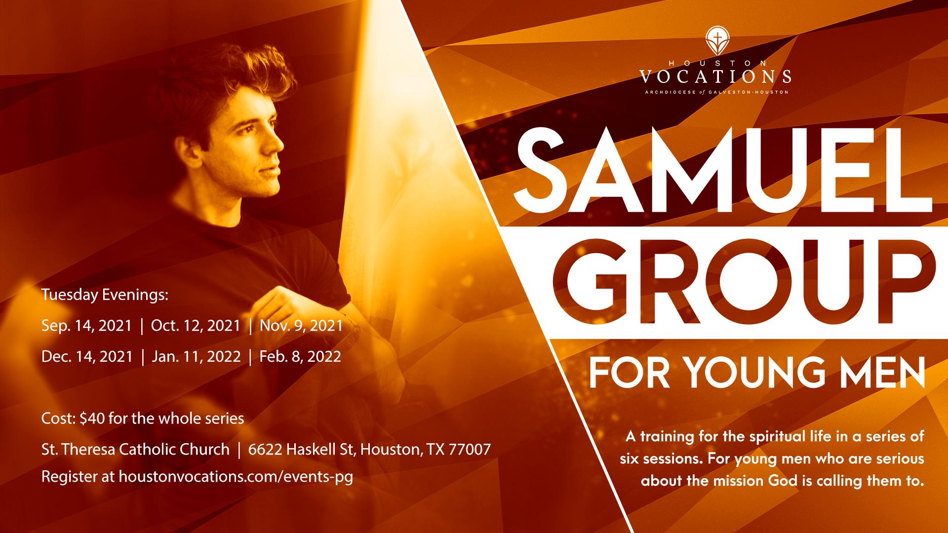 samuel group for men