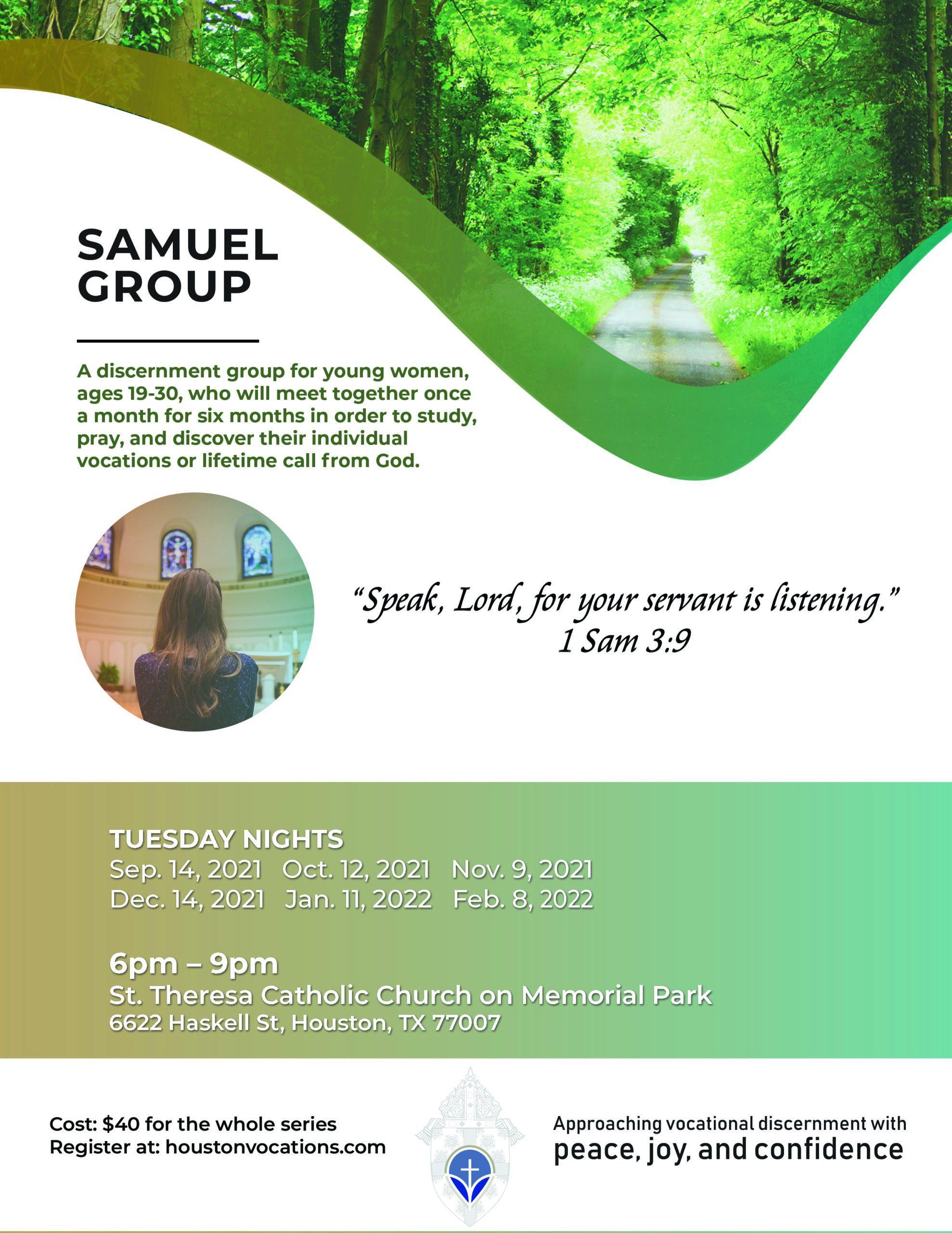 samuel group 2021 2022 flyer